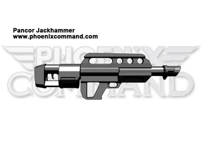 Pancor Jackhammer