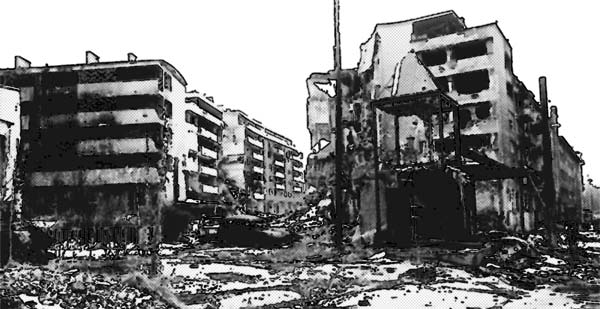 Welcome to Hell - Ruins of Sarajevo - Phoenix Command Scenario Pack